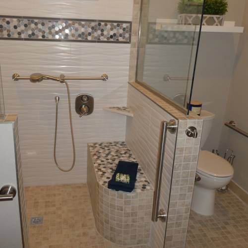 "A ""Life Changing"" Master Bathroom Remodel"