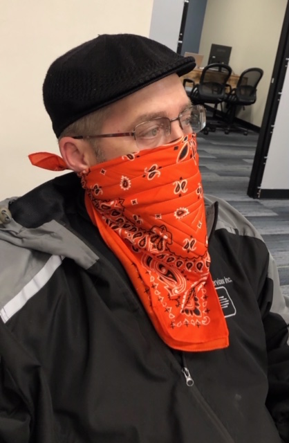 DIY N95 Bandana - Go To Services