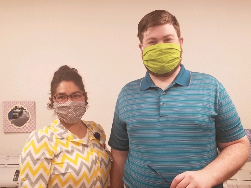 GTS Face Mask Donations - St Joe's Hospital 5