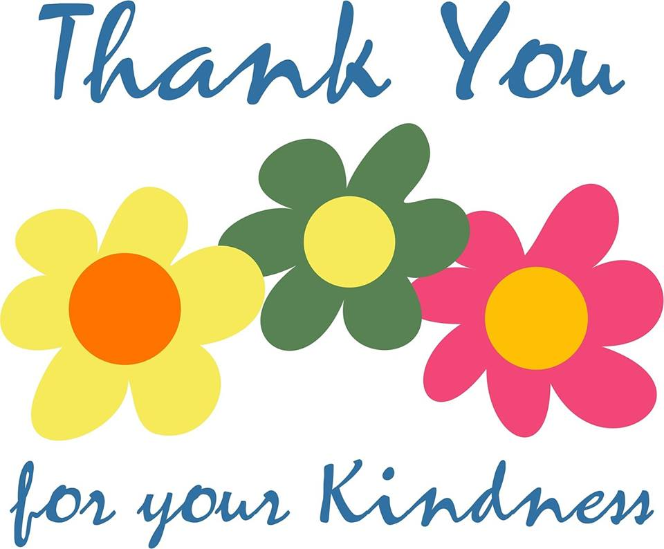 Thank You For Your Kindness - Barrow